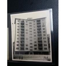 1950's REAL PHOTOARGYLE STREET FLATS ARGYLE STREET  HK 9x10cm