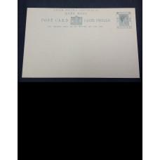 1938 KGVI PRE-WAR 2c POSTAL CARD VF
