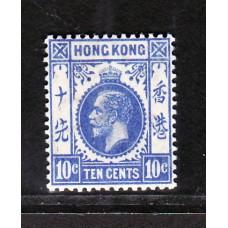 1912 KGV 10c