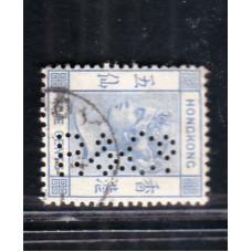 1882 QV 5c R&Co PERFIN A1901