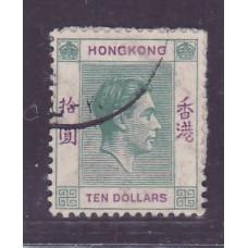 1938 KGV $10
