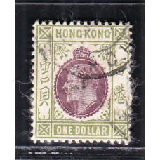 1904 KE $1 VFU