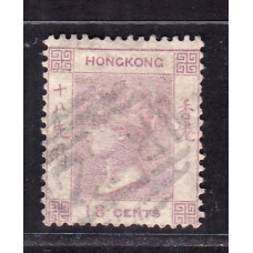 1862 QV 18c no watermark