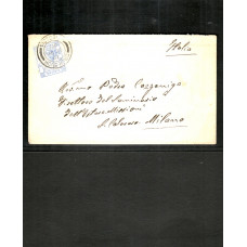 1902 QV 10c cover to Italy