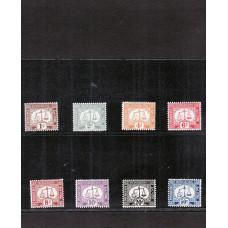 1938 set of 8