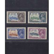 1935 Silver Jubilee set