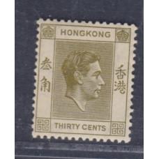 1938  King George VI 30c