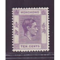 1938 KGVI 10c mint OG